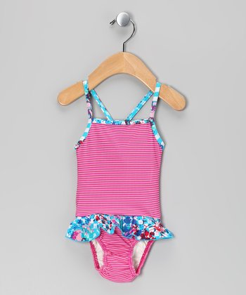 Almond Blossom Sidsel One-Piece - Toddler