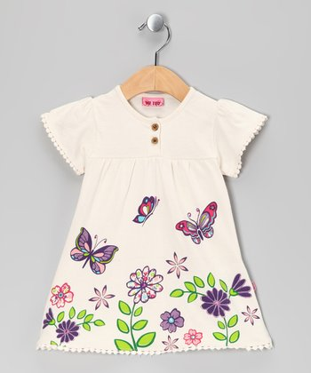 Eggnog Usy Dress - Infant, Toddler & Girls