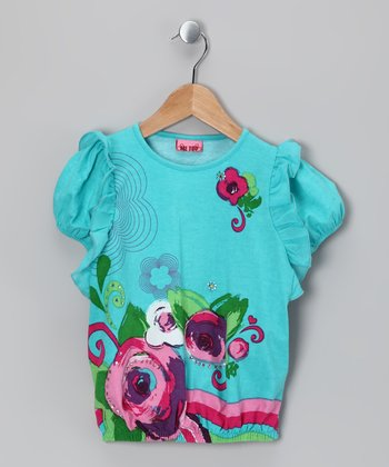 Larimar Oslo Tee - Infant, Toddler & Kids