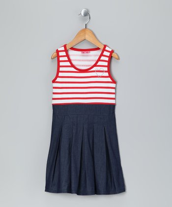 Lollipop Tasha Dress - Girls