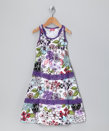 Royal Ulla Dress - Girls