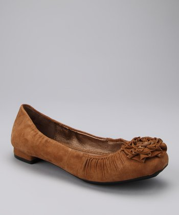 Saddle Suede Dominic Flat