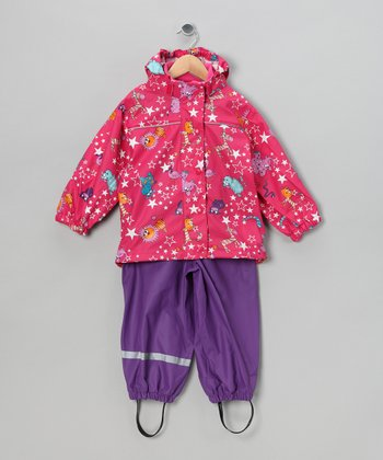 Liatris Roya Jacket & Bib Pants - Toddler & Kids