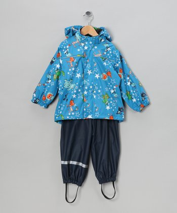 Kasmir Ron Jacket & Bib Pants - Toddler & Kids