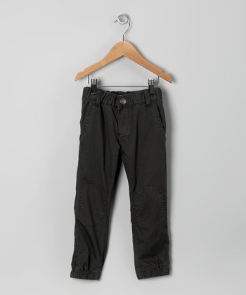 Navy Pants - Toddler & Boys