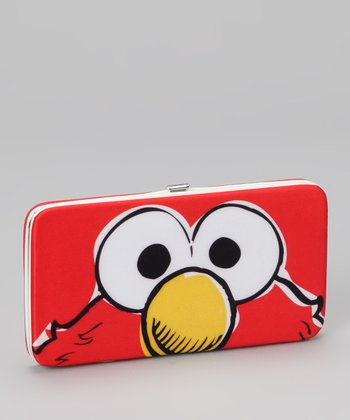 Red Elmo Wallet