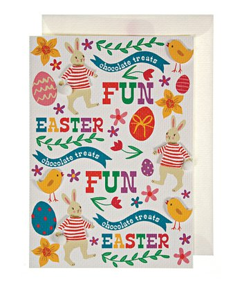 Meri Meri Easter Motif Greeting Card