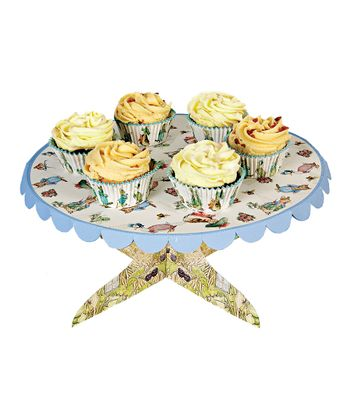 Peter Rabbit Paper Cake Stand