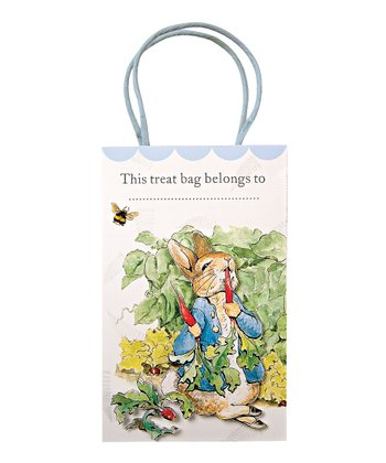Peter Rabbit Party Bag - Set of Eight