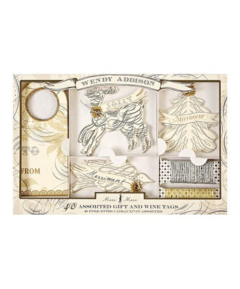 Wendy Addison Gift Tag Set