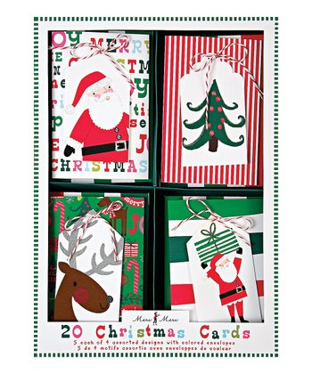 Merry & Bright Card Set
