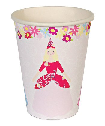Meri Meri Princess Paper Cup - Set of 24