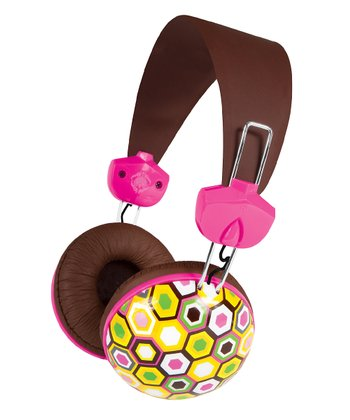 Disco Confetti Headphones
