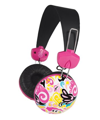 Jezebel Licorice Headphones