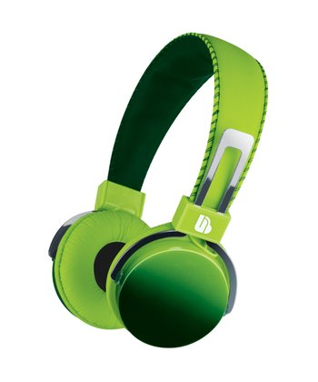 Green Ombré Headphones
