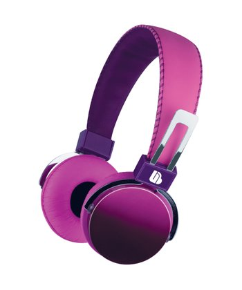 Purple Ombré Headphones