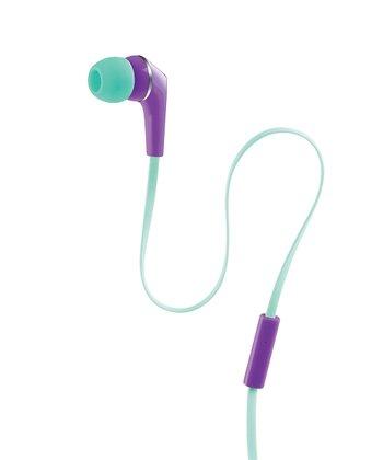 Rhapsody Purple Equinox Earbuds