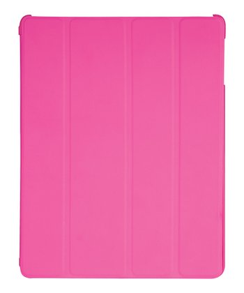 Pink Flambé Folio Case for iPad 2/3