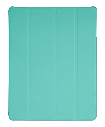 Ultramarine Green Folio Case for iPad 2/3