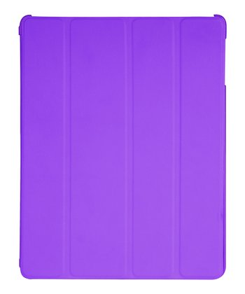 Rhapsody Purple Folio Case for iPad 2/3