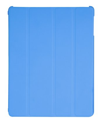 Olympian Blue Folio Case for iPad 2/3