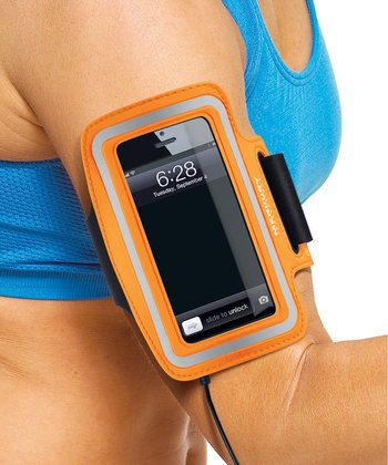 Orange Armband for iPod touch 5 & iPhone 4/4S/5