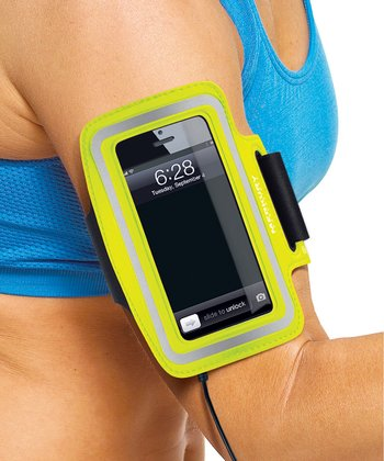Green Armband for iPod touch 5 & iPhone 4/4S/5