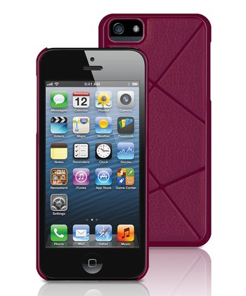 Purple Voyage Executive Case for iPhone 5