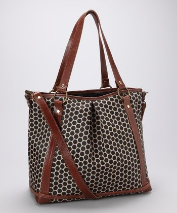 Toffee Lyndsey Diaper Bag