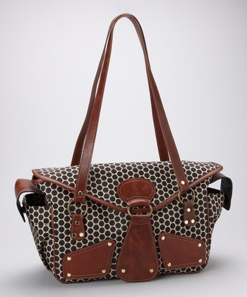 Toffee Maria Diaper Bag