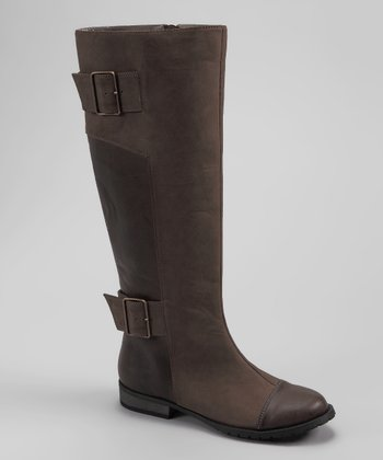 Dark Brown Bronson Boot