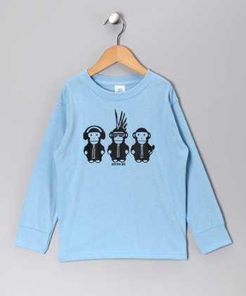 Blue Monkeys Tee - Infant, Toddler & Boys