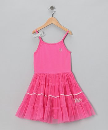 Pink Tutu Dress - Toddler & Girls