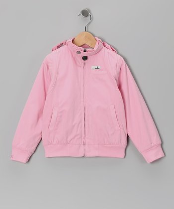 Pink Secret Agent Jacket - Infant, Toddler & Girls