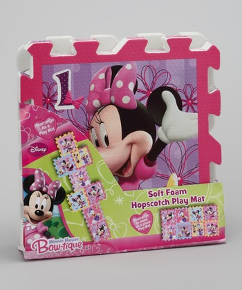 Minnie Mouse Bow-tique Hopscotch Set
