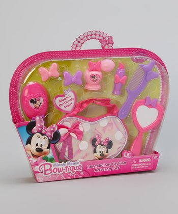 Minnie Bowtabulous Fashion Accessory Set