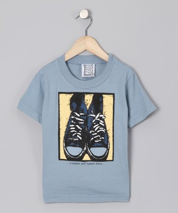 Denim 'Old Reliables' Tee - Toddler & Boys
