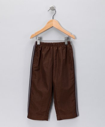 Brown Pants - Toddler & Boys