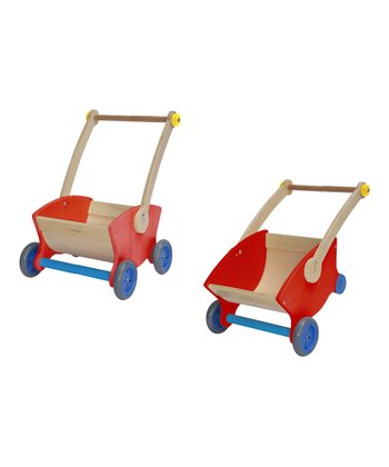 Red & Blue Convertible Lift-Up Toy