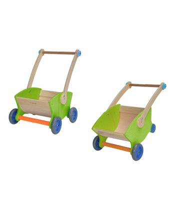 Green & Orange Convertible Lift-Up Toy