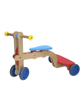 Red & Blue Convertible Surf-Up Toy