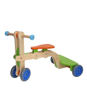Green & Orange Convertible Surf-Up Toy