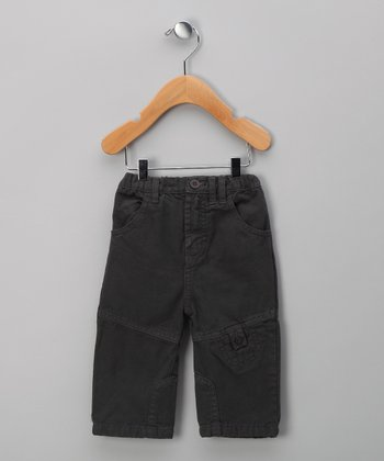 Dark Gray Pants - Infant & Boys