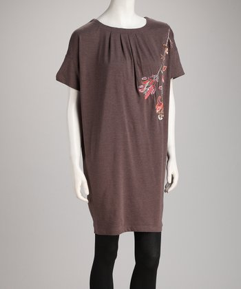 Dark Brown Selma Tunic