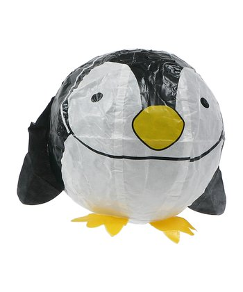 Black & White Penguin Paper Balloon