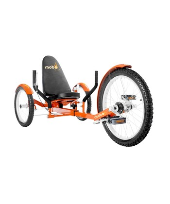 Orange Triton Pro Cruiser