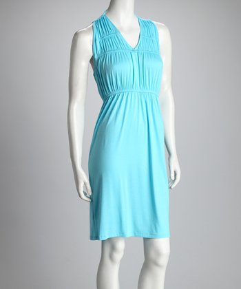 Aqua Sundress