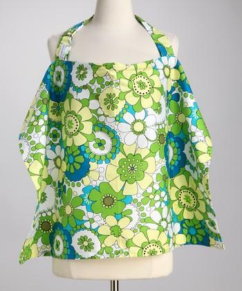 Modest Mom Springtime Nursing Cover