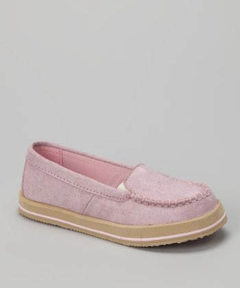 Pink Honey Slip-On Shoe