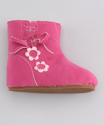 Berry Flower Potato Boot